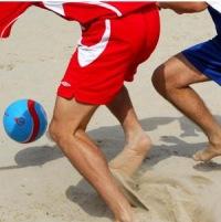 ...где пройдет детско-юношеский турнир по пляжному футболу на Кубок Главы...